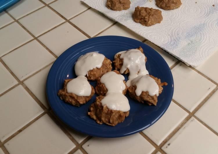 Glazed Apple Cookies Recipe by goodcowboy56 - Cookpad