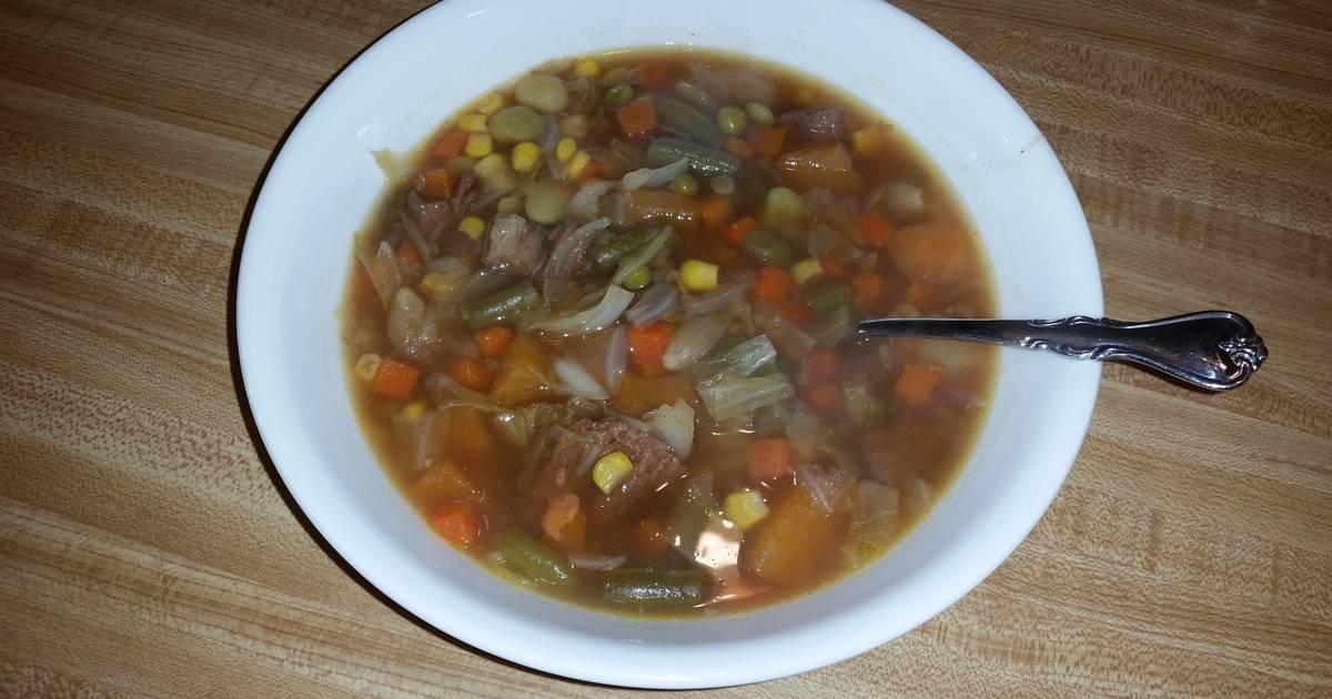 Lima Bean Soup Recipes 26 Recipes Cookpad