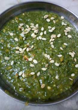 Winter special Green pea's Halwa