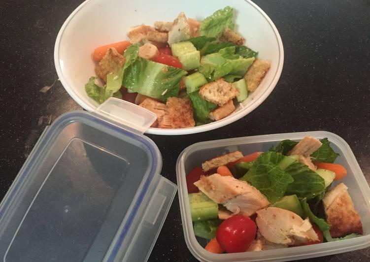Chicken Green Salad