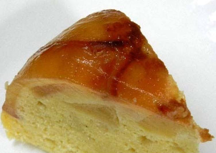 Butter Cake Recipe In Rice Cooker: Rice Cooker Apple Cake (with Pancake Mix) Recipe By