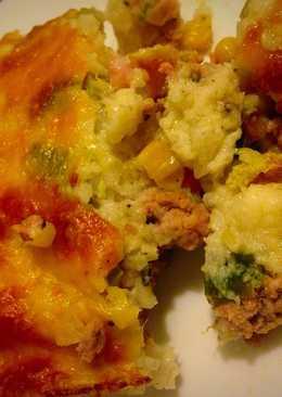 Turkey Shepherd's Pie (Low Carb)