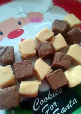 Vickys Chocolate / Maple Vanilla Fudge, Gluten, Dairy, Egg & Soy-Free