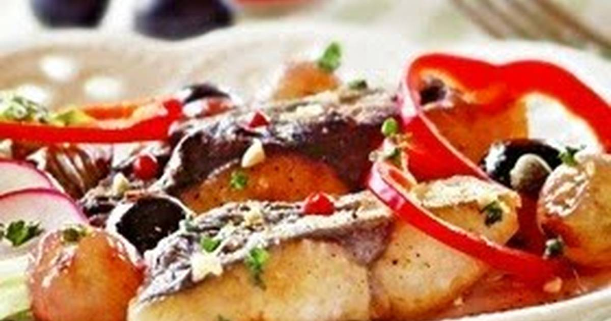 Cod fillet recipes 103 recipes cookpad for Old fashioned cod fish cakes