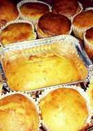 Walnut banana muffins