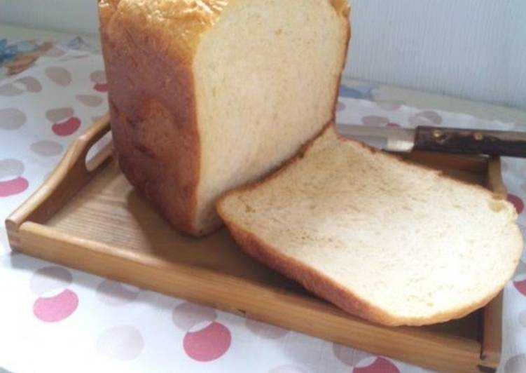 Low Carb Soy Flour Bread In A Bread Machine Recipe By Cookpad Japan