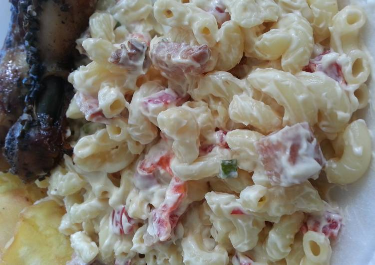 how to make pasta salad ingredients