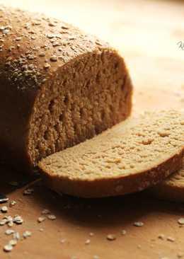 Oats and Honey Whole Wheat Bread