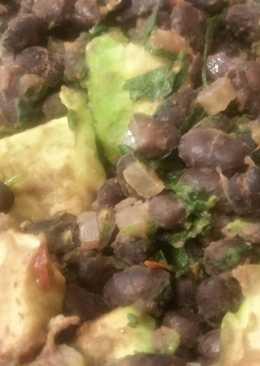 Guacamole Black Beans