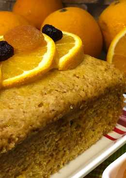 Whole Orange Cranberry Cake – Pressure Cooker Cake