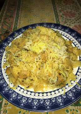 Chicken Biryani northern style