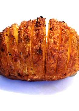 Hasselback Potatoes (easy diet version)