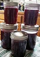 Tinklee's Huckleberry shine