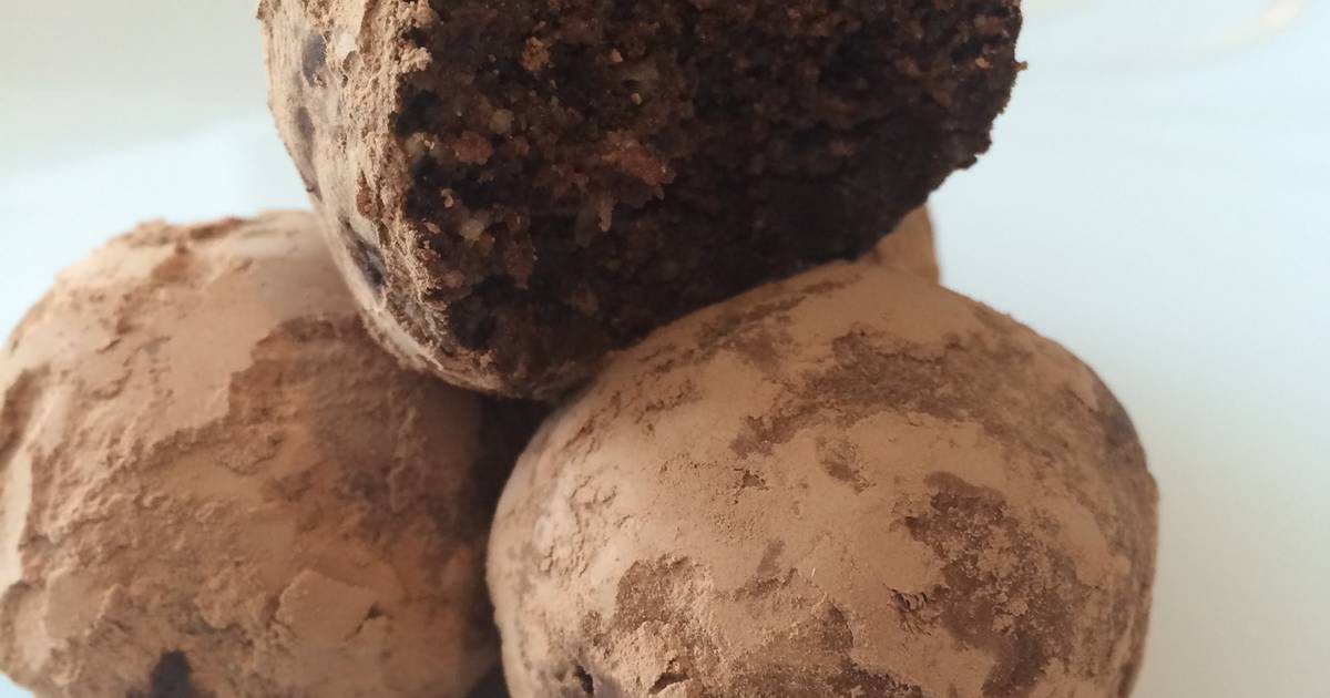 No bake chocolate truffles recipes - 64 recipes - Cookpad