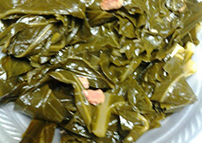 Resep Collards for Aryca
