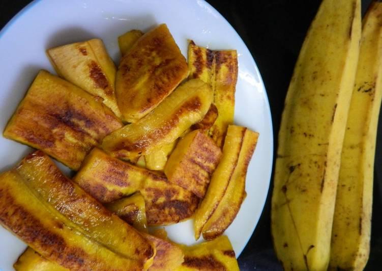 Banana quick fry