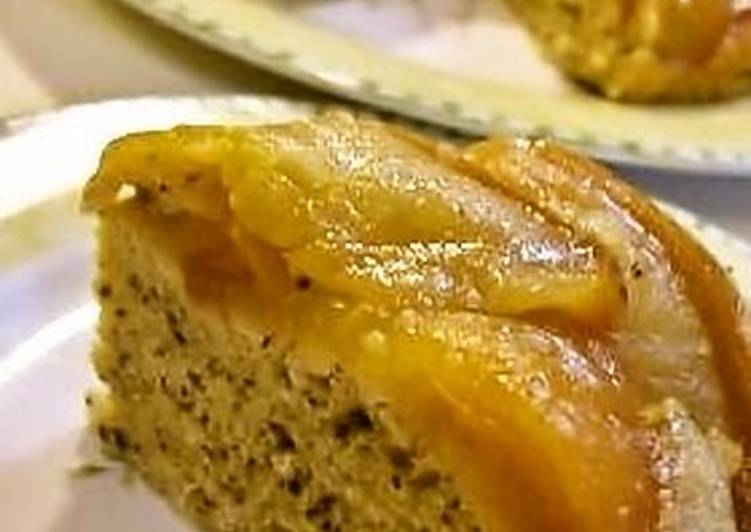 Oil Free Tea And Apple Rice Cooker Cake Recipe By Cookpad Japan