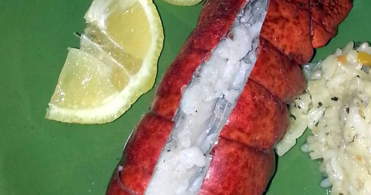 Microwave lobster tail recipes - 3 recipes - Cookpad