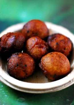 Kerala dish unniyappam