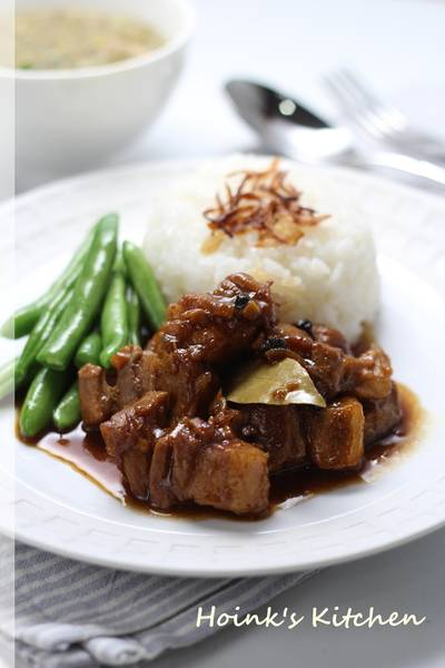Taste of the Philippines: Pork Belly Adobo