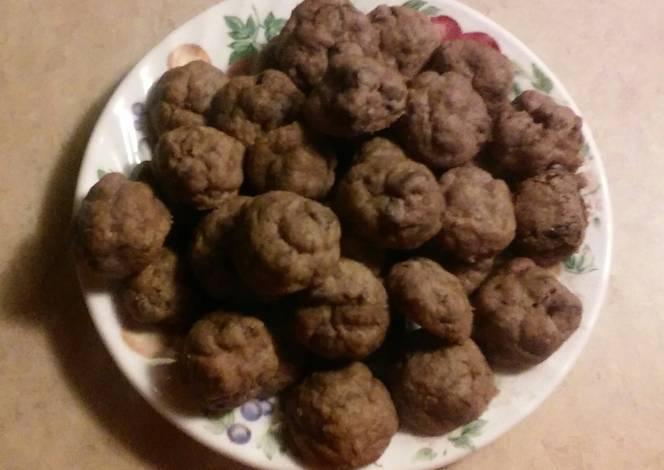 Resep Chocolate Peppermint Balls