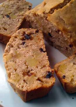 Vickys Amazake Apple Cake, Gluten, Dairy, Egg & Soy-Free