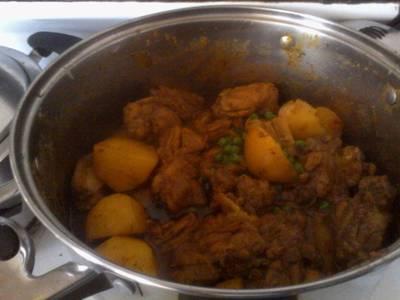 Best chicken curry, EVER