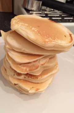 resep masakan american style pancakes