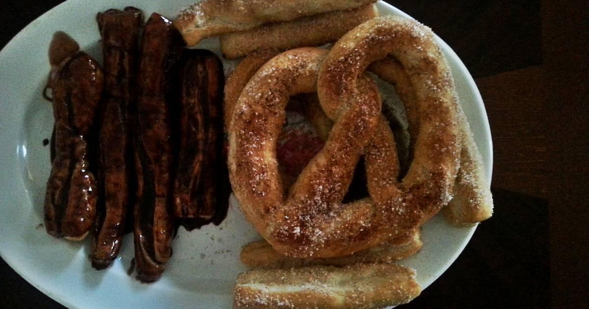 Soft pretzels Recipe by Sumaiyah.H