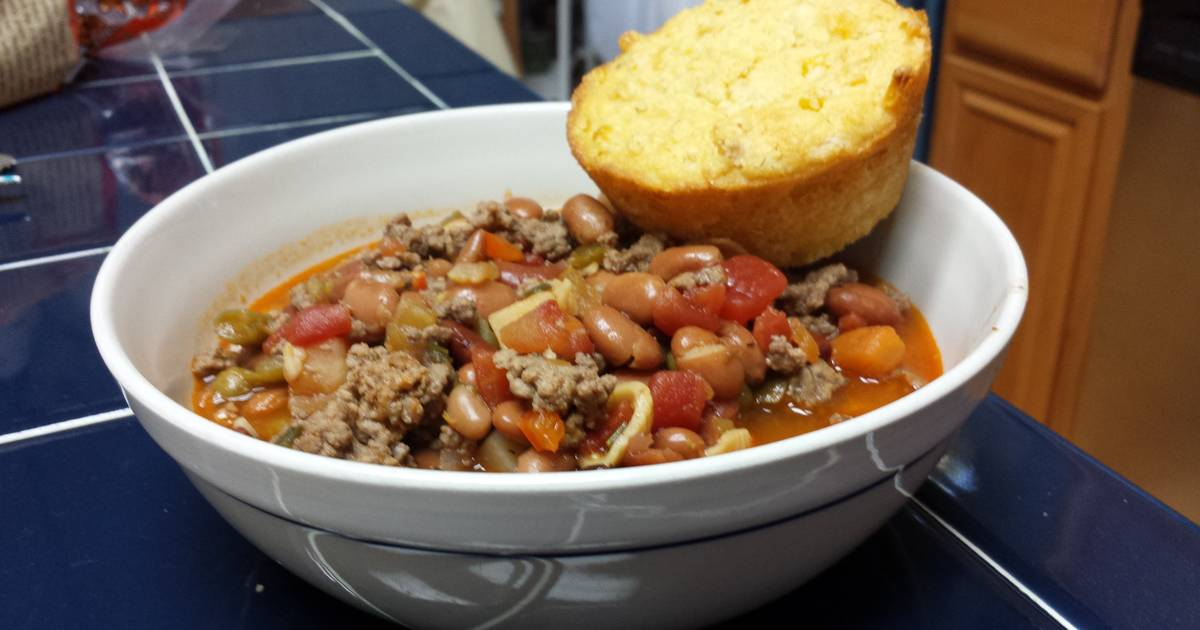 Minestrone Stew Recipe by Tuttiak - Cookpad