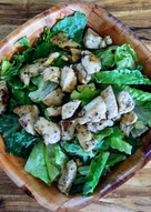 Cesar chicken salad