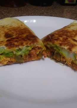 No Taco Bell Breakfast Quesadilla!