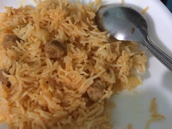 Alu nutri rice