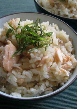 Salmon Takikomi Gohan