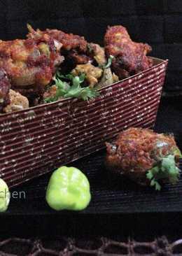 Moroula Macher Bora (Anchovies Fish Fry)