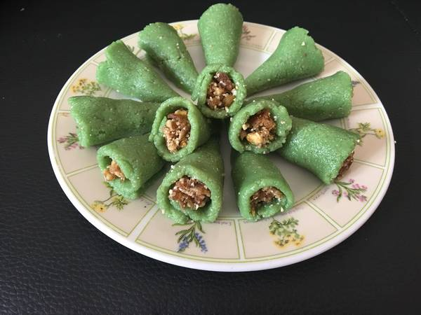 Kaju Paan(Cashew sweet)