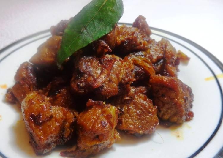 Spicy Beef Roast