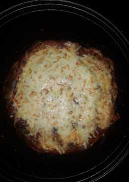 Fathead Pizza Dough (low carb)