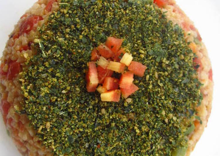 Vegetable Daliya for Brunch