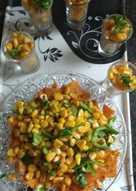 Nachossss corn chat