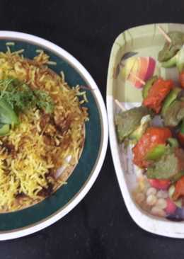 #Biryani contest ramzan spcl.. Less Oil Mutton biryani