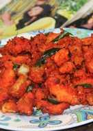Tandoori Fish Pakora / Indian Style Deep Fish Fritters