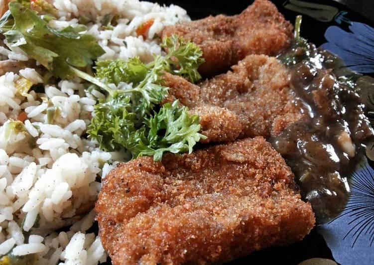 Crumb Fried Fish/Prawns