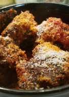 resep masakan keto gluten free italian meatballs