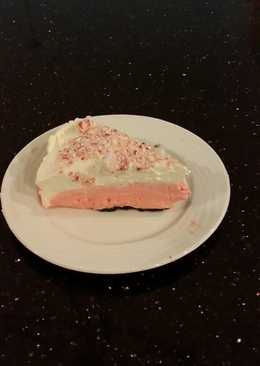 Peppermint no bake Cheesecake