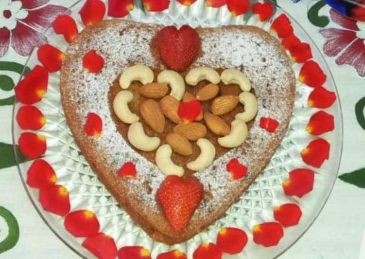 Vanilla Tutti Frutti Cake In Cooker Recipe By Kavya Ch Cookpad