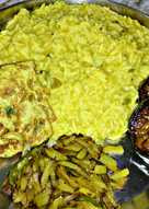 Protein rich Monsoon Platter