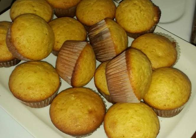Cake Recipes Using Vegetable Oil Uk: Queen Cakes Recipe By Privie