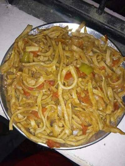 # Ramadan Special(home made Aata Noodles)