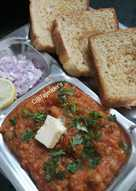 WINTER'S SPECIAL BHAJI  With beetroot,turnip,spinach & lot more